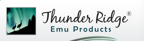 Thunder Ridge Emu Products